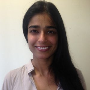 Rajvi Kotecha-Hazzard, Researcher
